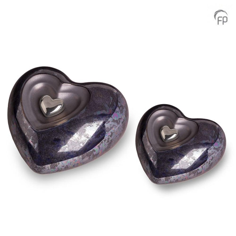keramisch-hart-urn-zwart-olie-effect-glad-ruw-zilverkleurig-hart_ku-036-set_funeral-products_201-202