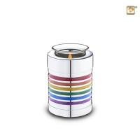 Urnen Pride-Rainbow – Waxinelichthouder