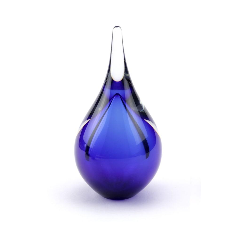glazen-as-druppel-donker-blauw-semi-transparant_memorie-lijn-eeuwige-roos_u-01-db_2001_memento-aan-jou-min