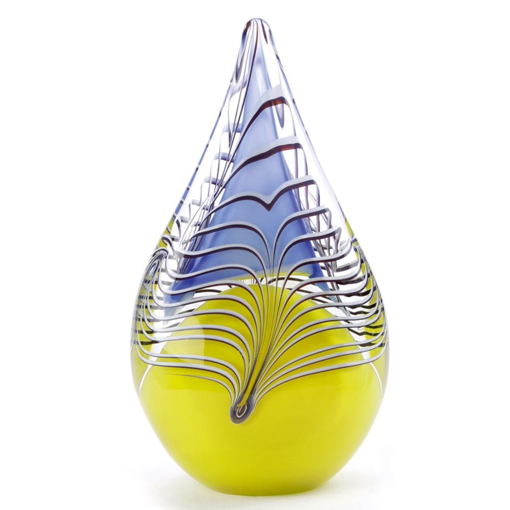 glazen-as-druppel-groot-yellow-blauw-niet-transparant-memorie-lijn-eeuwige-roos_u-03-yb_2003_memento-aan-jou-min