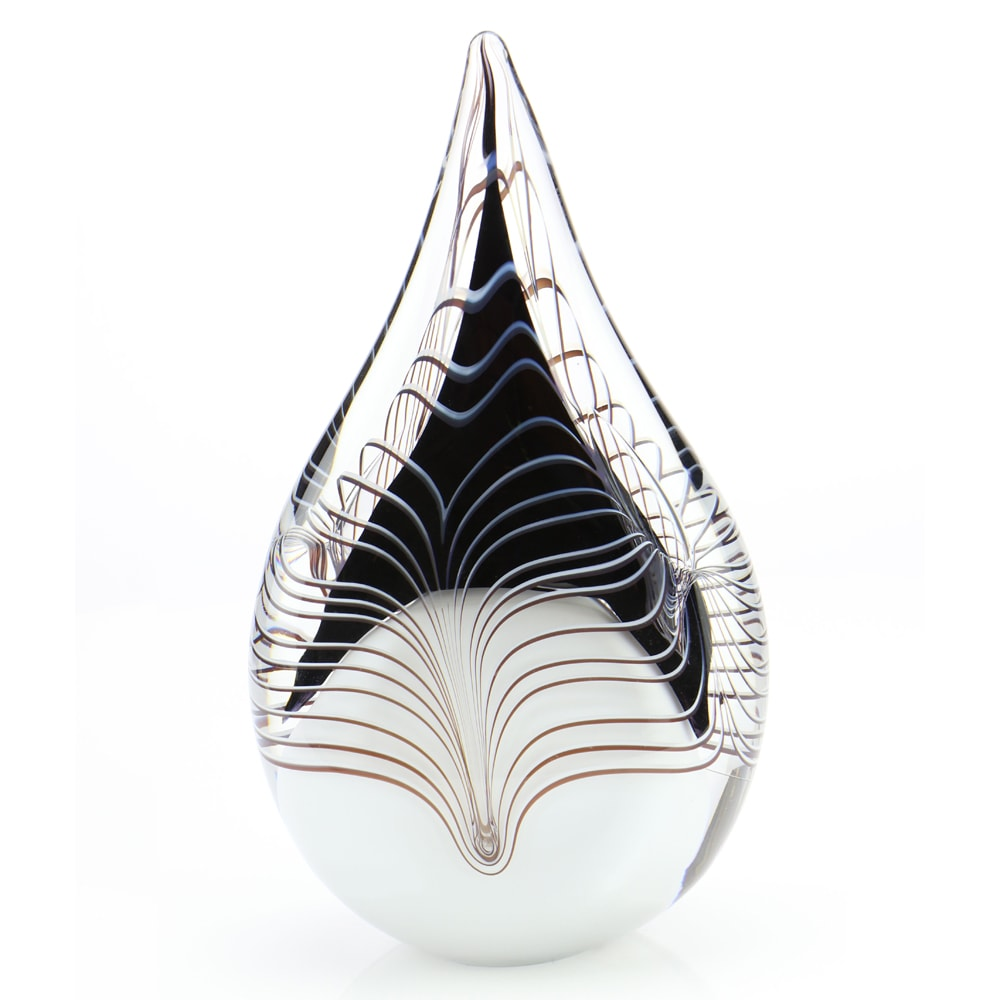 glazen-as-druppel-groot-zwart-wit-opaque-niet-transparant-memorie-lijn-eeuwige-roos_u-03-bl_2003_memento-aan-jou-min