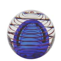 "Glazen urn, ""Circle of life"""