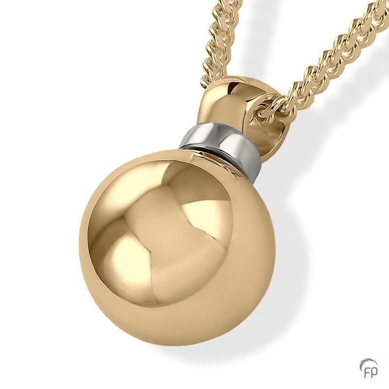 geel-en-witgouden-ashanger-bal-accent_fp-ah-043-goud_funeral-products_665