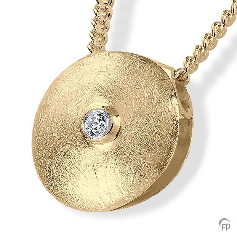 geelgouden-ashanger-rond-briljant_fp-ah-011_funeral-products_653_memento-aan-jou