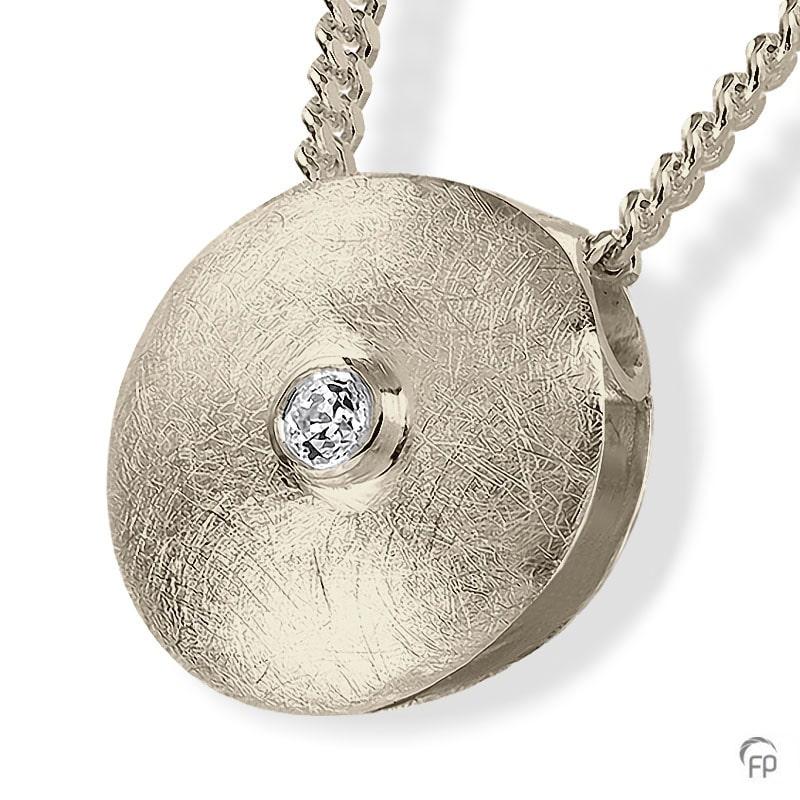 witgouden-ashanger-rond-briljant_fp-ah-011_funeral-products_653_memento-aan-jou