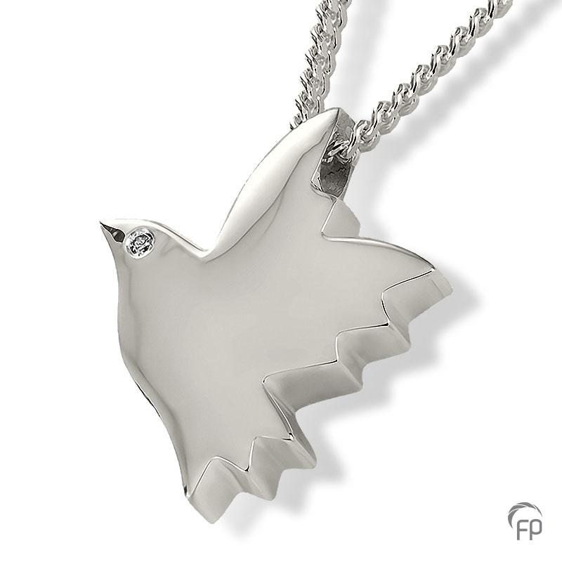 zilveren-ashanger-vogel-zirkonia_fp-ah-082_funeral-products_703