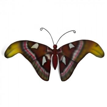 vlinder-mini-urn-atlas-bruin-geel-rood-wit-bovenzijde_nf-4066