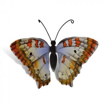 vlinder-mini-urn-white-peacock-wit-oranje-geel-zwart-bovenzijde_nf-4057