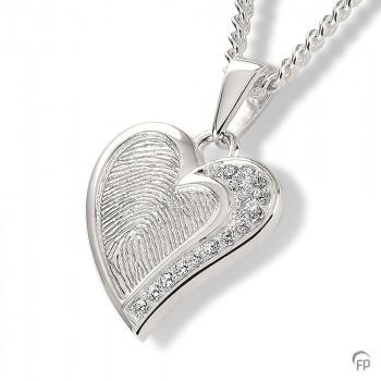 zilveren-vingerafdrukhanger-hartvorm-a-symetrisch-zirkonia_fp-hf-102_funeral-products_751_memento-aan-jou