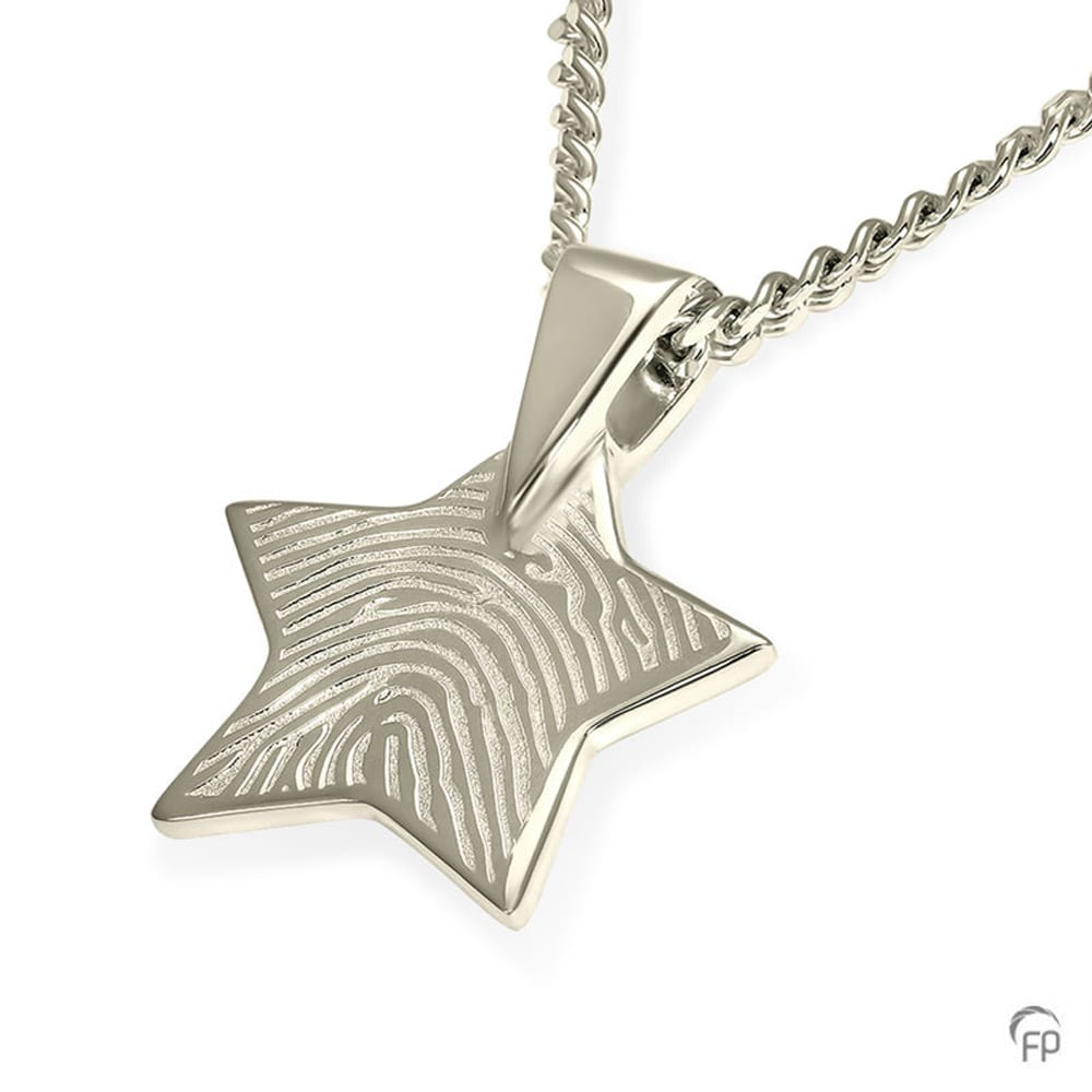 zilveren-vingerafdrukhanger-ster-vorm-2.2cm_fp-hf-110-160_funeral-products_759