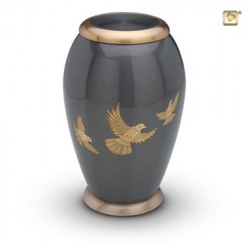 messing-metalen-urn-antraciet-vogel-goudkleurig-Majestic-Flying-Dove-A-K-506_LoveUrns_84