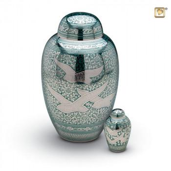 messing-metalen-urn-zilver-groen-gravering-set_A-227-K-227_LoveUrns_121-122