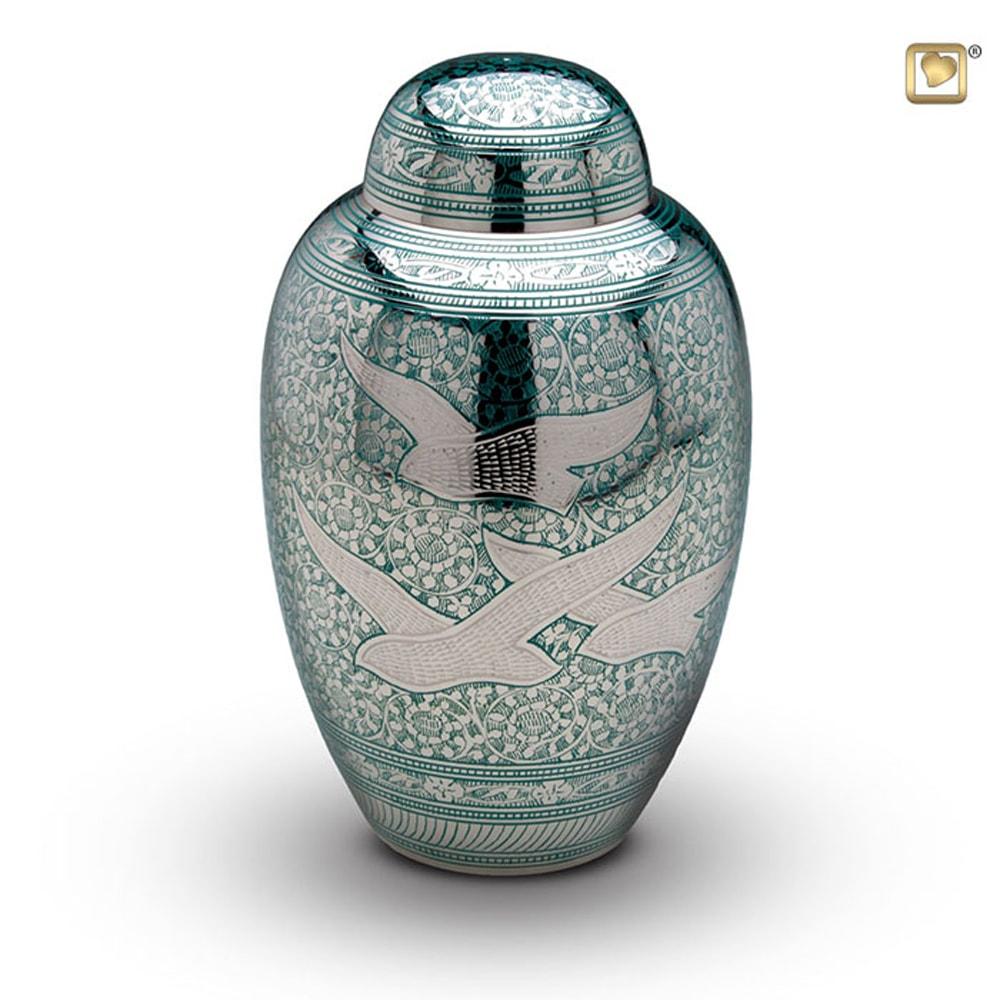 messing-metalen-urn-zilver-groen-gravering_hu-139_funeral-products_121