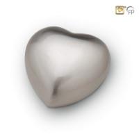 Hart-urn bolle vorm, 2 kleuren