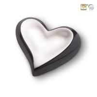 Hart-urn holle vorm