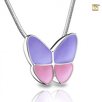zilveren-vlinder-ashanger-rose-lila-collier_pbf-001_funeral-products_treasure_3015