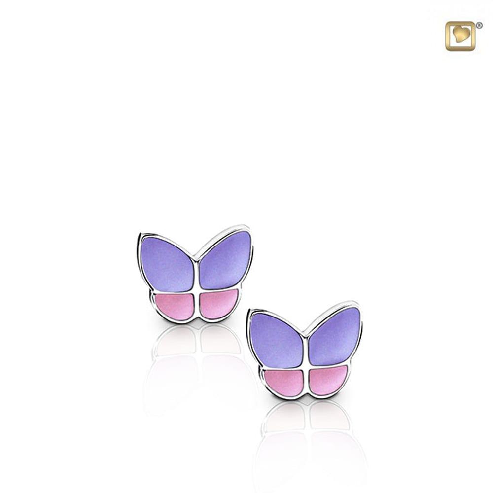 zilveren-vlinder-oorknoppen-oorbellen-rose-lila_ebf-001_funeral-products_treasure_3044