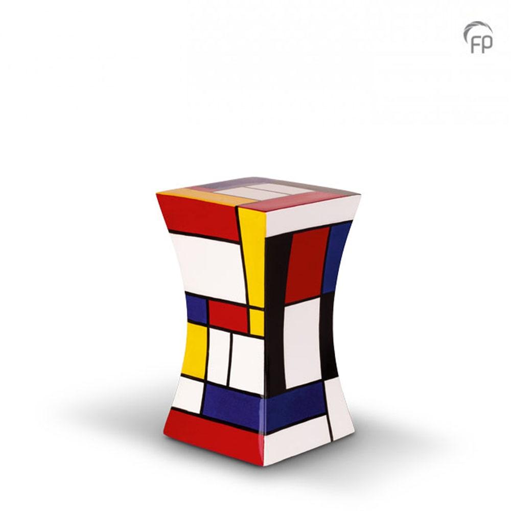 glasfiber-mini-urn-mondriaan-wit-rood-geel-blauw-zwart-gfu-223-s_funeral-products_240