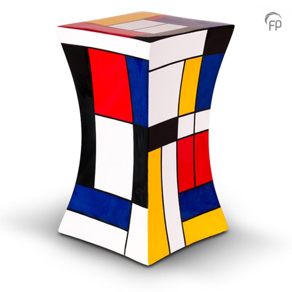 glasfiber-mini-urn-mondriaan-wit-rood-geel-blauw-zwart-gfu-223_funeral-products_239