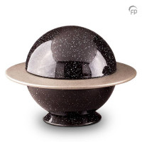 Keramische urn, Saturnus
