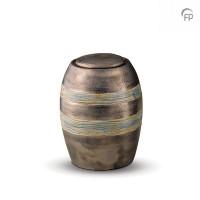 Keramische urn, lijneneffect, 3 varianten-KU306