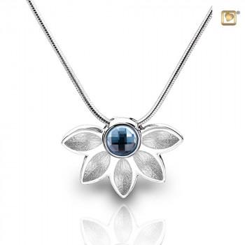 zilveren-bloem-ashanger-blauw-swarovski-steen-collier_phu-271_funeral-products_treasure_3021
