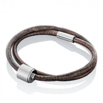 bruin-lederen-glad-armband-asruimte-staal-barrel_-tadblu-barrel-bracelet-bruin-leder-glad_tadblu_1610_memento-aan-jou