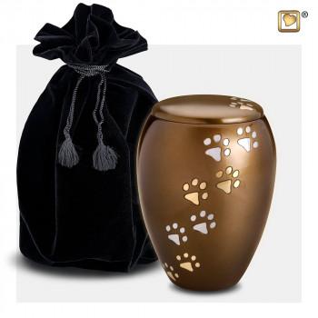 urn-bruin-hoog-zilver-gouden-hondenpoten-majestic-paws-bronze-large-2_lu-p-504l