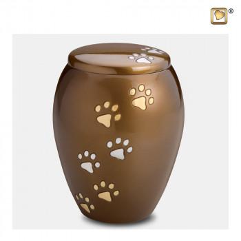urn-bruin-hoog-zilver-gouden-hondenpoten-majestic-paws-bronze-medium_lu-p-504m
