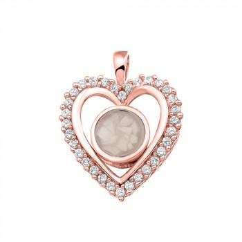 rosegouden-hanger-ronde-open-ruimte-rand-hartvorm-zirkonia-diamant-sy-124-svd-r_seeyou-memorial-jewelry_memento-aan-jou