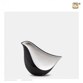antraciet-kleurige-mini-urn-moderne-vogel-mat-zilver-effect-lovebird-midnight-klein_lu-k-550