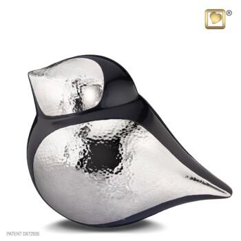 antraciet-kleurige-urn-klassieke-mannetjes-vogel-glanzend-gehamerd-zilver-effect-soudbird-male-groot_lu-a-560