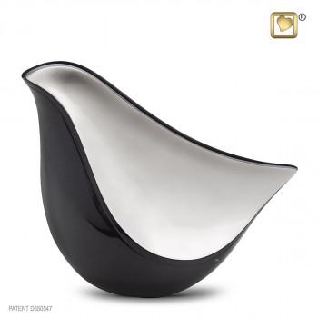 antraciet-kleurige-urn-moderne-vogel-mat-zilver-effect-lovebird-midnight-groot_lu-a-550