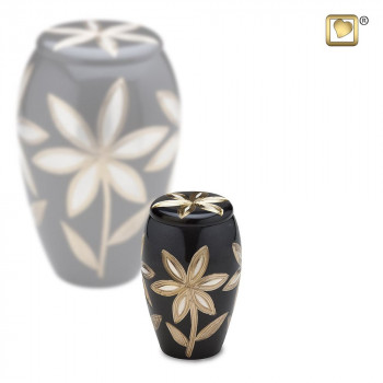 antraciet-mini-urn-lelies-effect-goud-kleurig-majestic-lillies-groot_lu-k-503