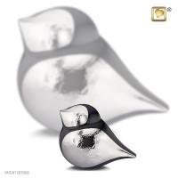 Mini-urnen SoulBird® zwart