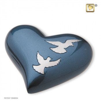 azuur-blauw-kleurige-mini-hart-urn-zilverkleurige-vogel-duvien-effect-heart-flying-doves_lu-h-272