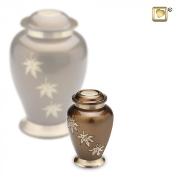 bruin-kleurige-mini-urn-goudkleurige-blader-effect-falling-leaves_lu-k-241