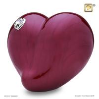 Urn Loveheart®, 3 maten, 2 kleuren