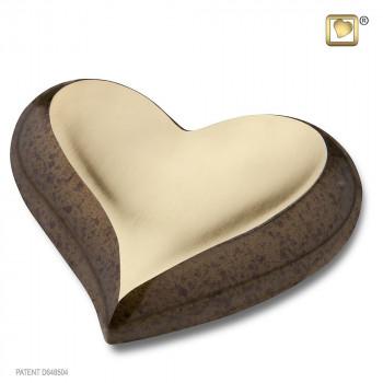 kastanjebruin-gespikkeld-kleurige-mini-hart-urn-geborsteld-goudkleurig-effect-heart-speckled-auburn_lu-k-615