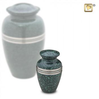 mini-urn-smaragd-gespikkeld-kleurige-mat-geborsteld-zilverkleurig-effect-speckled-emerald_lu-k-213