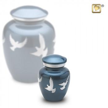 urn-azuur-blauw-kleurige-zilverkleurige-vogel-duiven-effect-flying-doves_lu-k-572