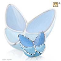 Mini-urnen Wings of Hope®, 3 kleuren