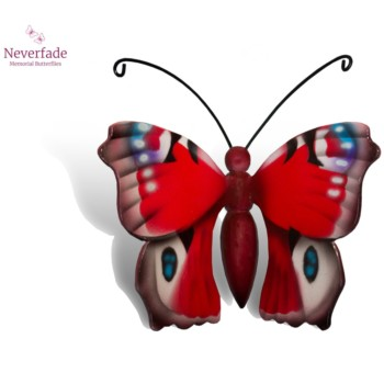 vlinder-mini-urn-dagpauwoog-rood-wit-blauw-bovenzijde_nf-4060_memento-aan-jou