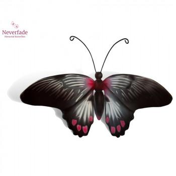 vlinder-mini-urn-rumazonia-zwart-wit-rose-bovenzijde_nf-4058_memento-aan-jou