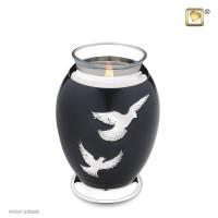 Mini-urnen Nirvana® Adieu Serie, 3 varianten