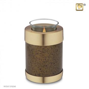waxinelicht-kastanjebruin-gespikkeld-kleurige-urn-geborsteld-goudkleurig-effect-tealight-speckled-auburn_lu-t-664