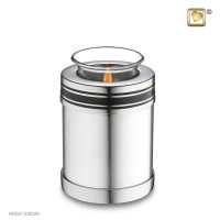 Waxinelichthouder met asruimte, ArtDeco®