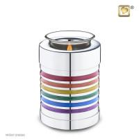 Mini-urnen Pride® Rainbow, 3 varianten