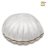 Shell®(schelp)mini-urn, 2 kleurvarianten