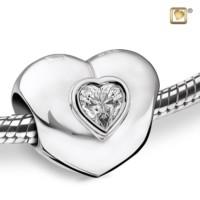 Bedel, Heart to Heart®,met asruimte en zirkonia